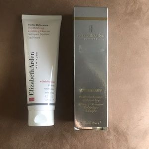 Skin cleanser and probiotic cleanser set